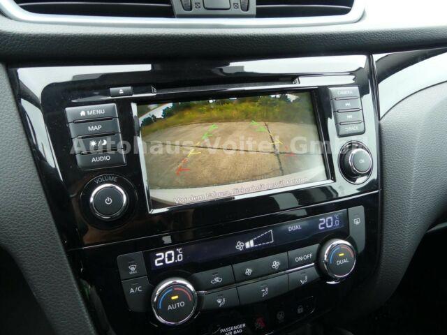 Nissan Qashqai 1.3 140PS Navi Klima