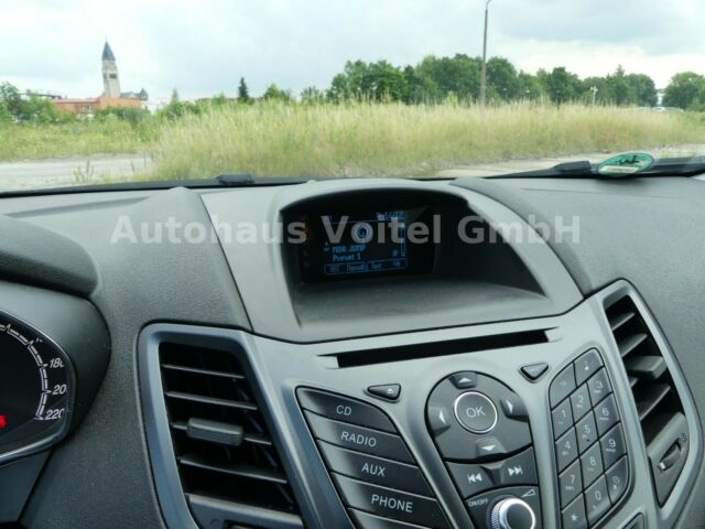 Ford Fiesta SYNC Edition 1.0 Eco 100PS