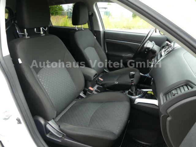 Mitsubishi ASX 1.8 DI-D+ 2WD ClearTec 35 Jahre AHK